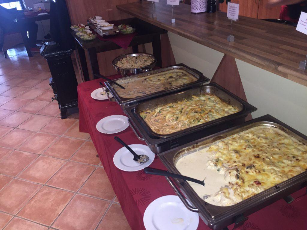 restaurant-kamino-heiligenhafen-buffet-pasta